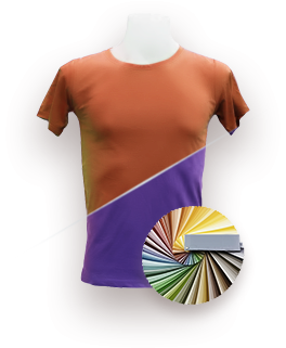 Покраска текстиля